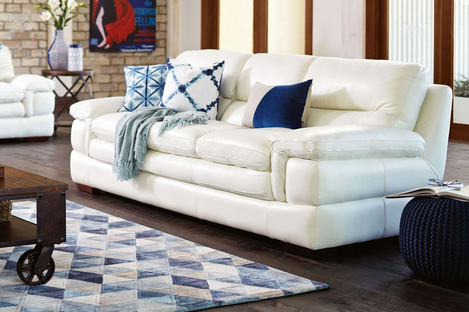 Furniture: Fluffy Couches   Oversized Sofas   Deep Seated Couch Inside Giant Sofas (View 5 of 20)
