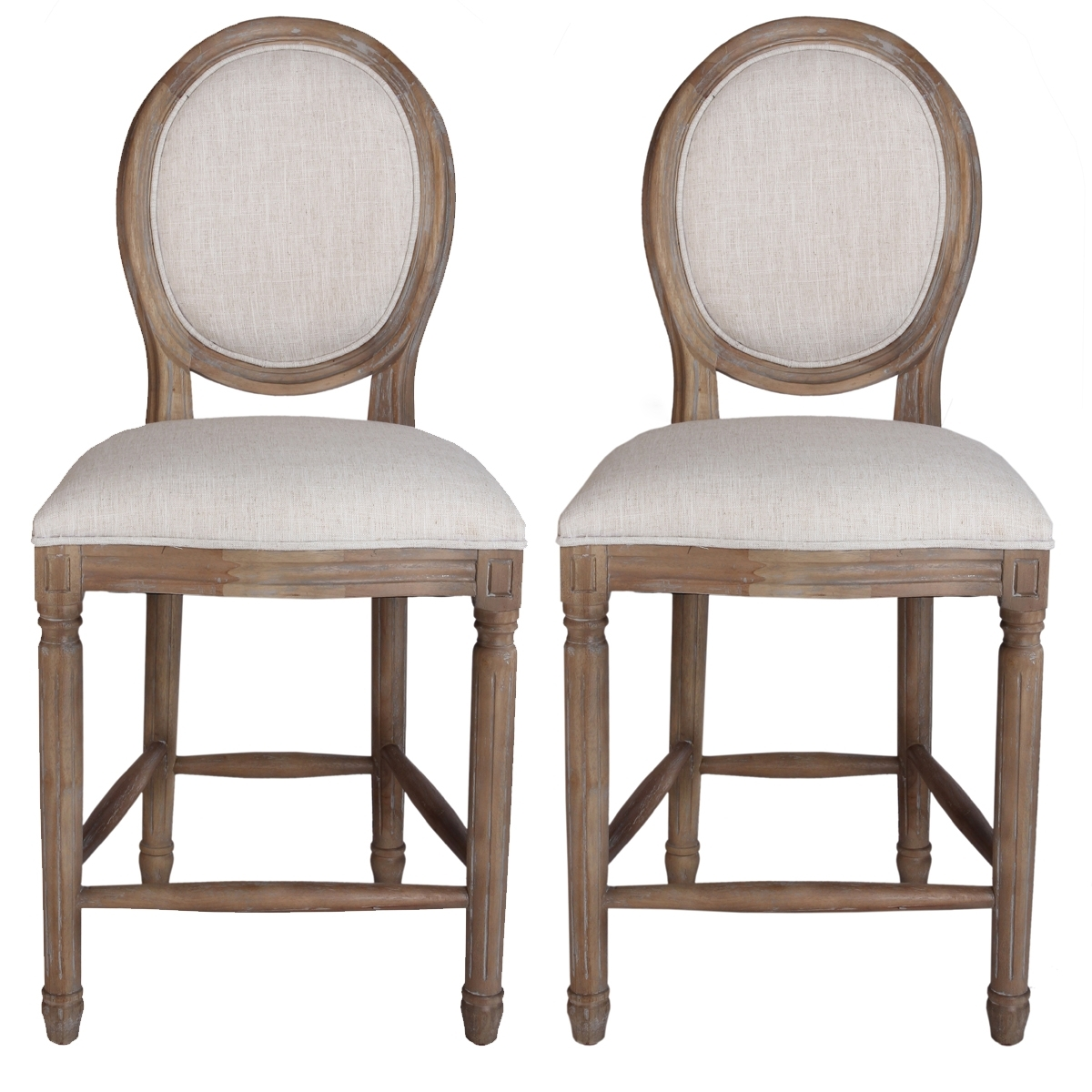 Furniture: French Country Bar Stools For Your Home Bar Or Kitchen Inside French Country Counter Stools (View 1 of 20)