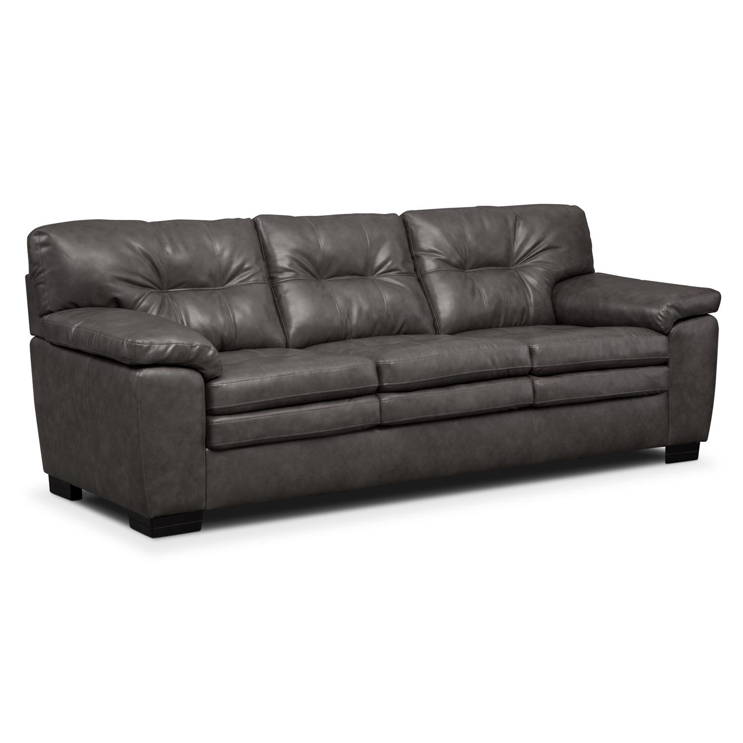 Furniture : Gus Modern Jane Sofa Picture Collection With Dark Gray Throughout Grey Sofa Chairs (View 7 of 20)