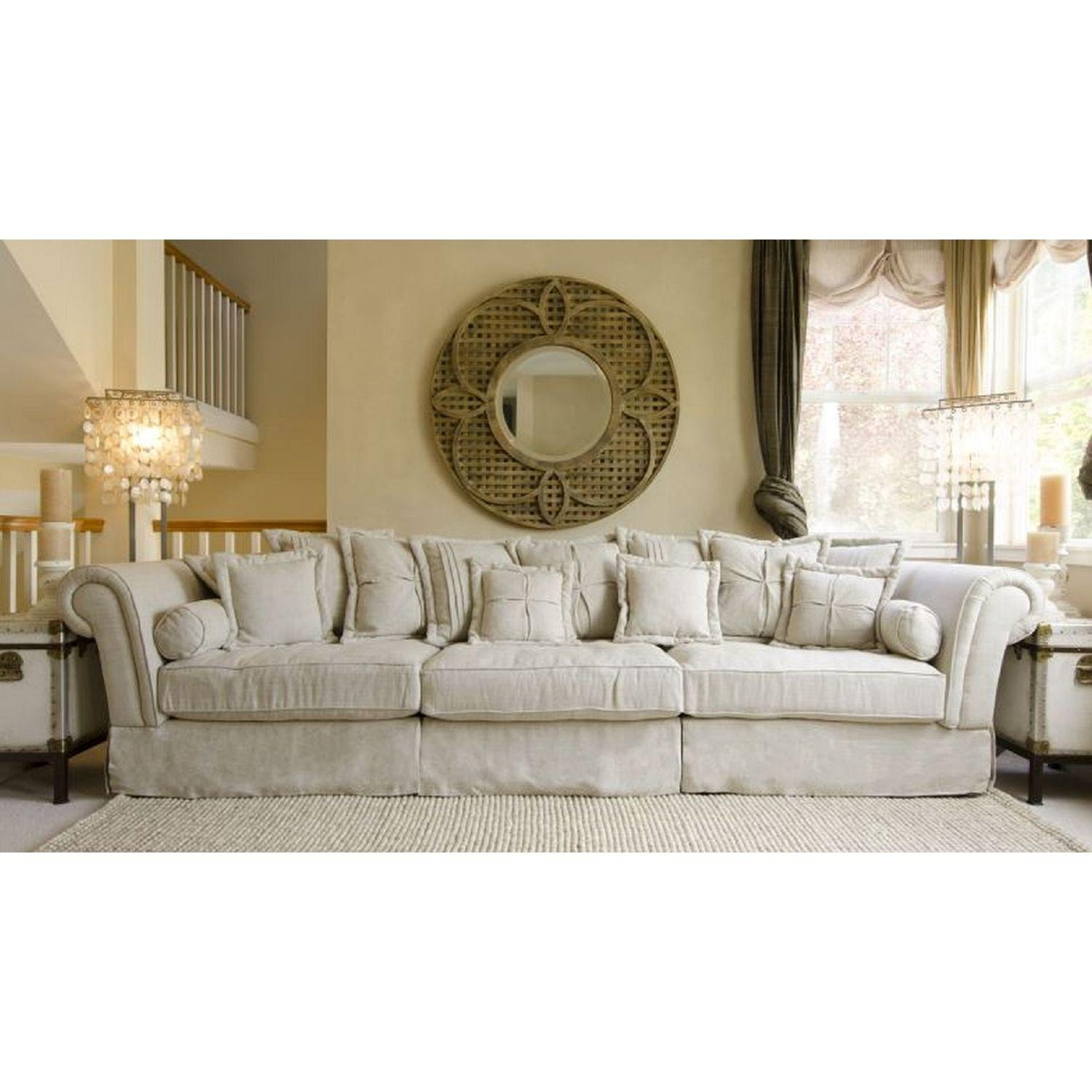 Furniture Home : Amusing Shabby Chic Sectional Sofa 16 For Your With Regard To Shabby Chic Sectional Sofas (View 6 of 20)