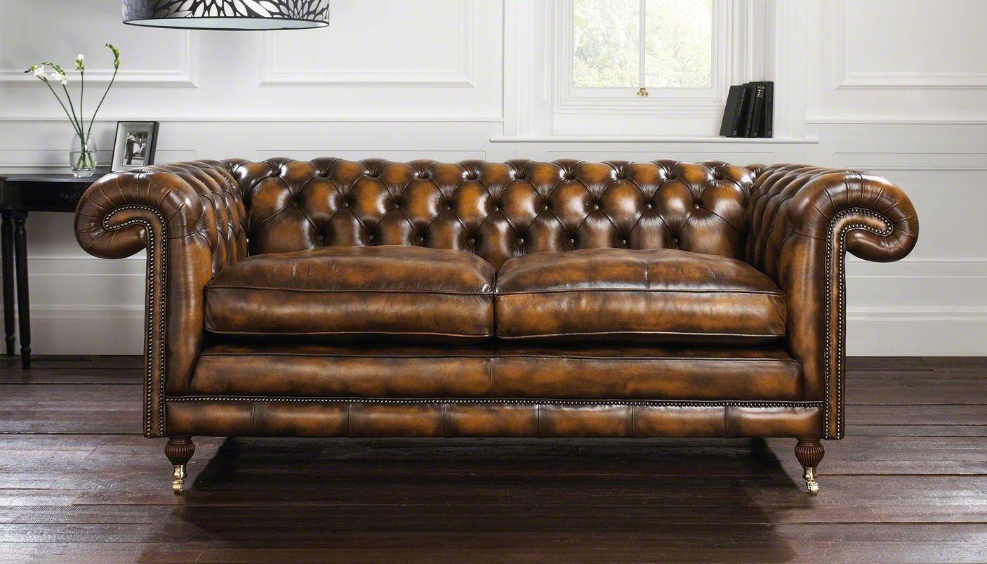 Furniture Home : Chesterfield Sofa Loveinfelix (1) Chesterfield Intended For Small Chesterfield Sofas (View 11 of 20)