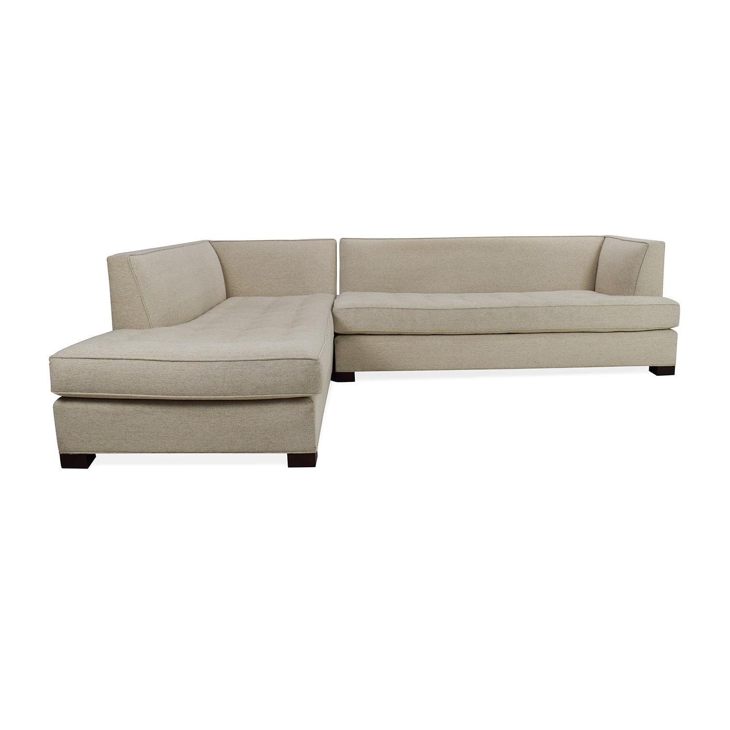 Furniture Home : Outstanding Mitchell Gold Clifton Sectional Sofa With Mitchell Gold Sofa Slipcovers (View 19 of 20)