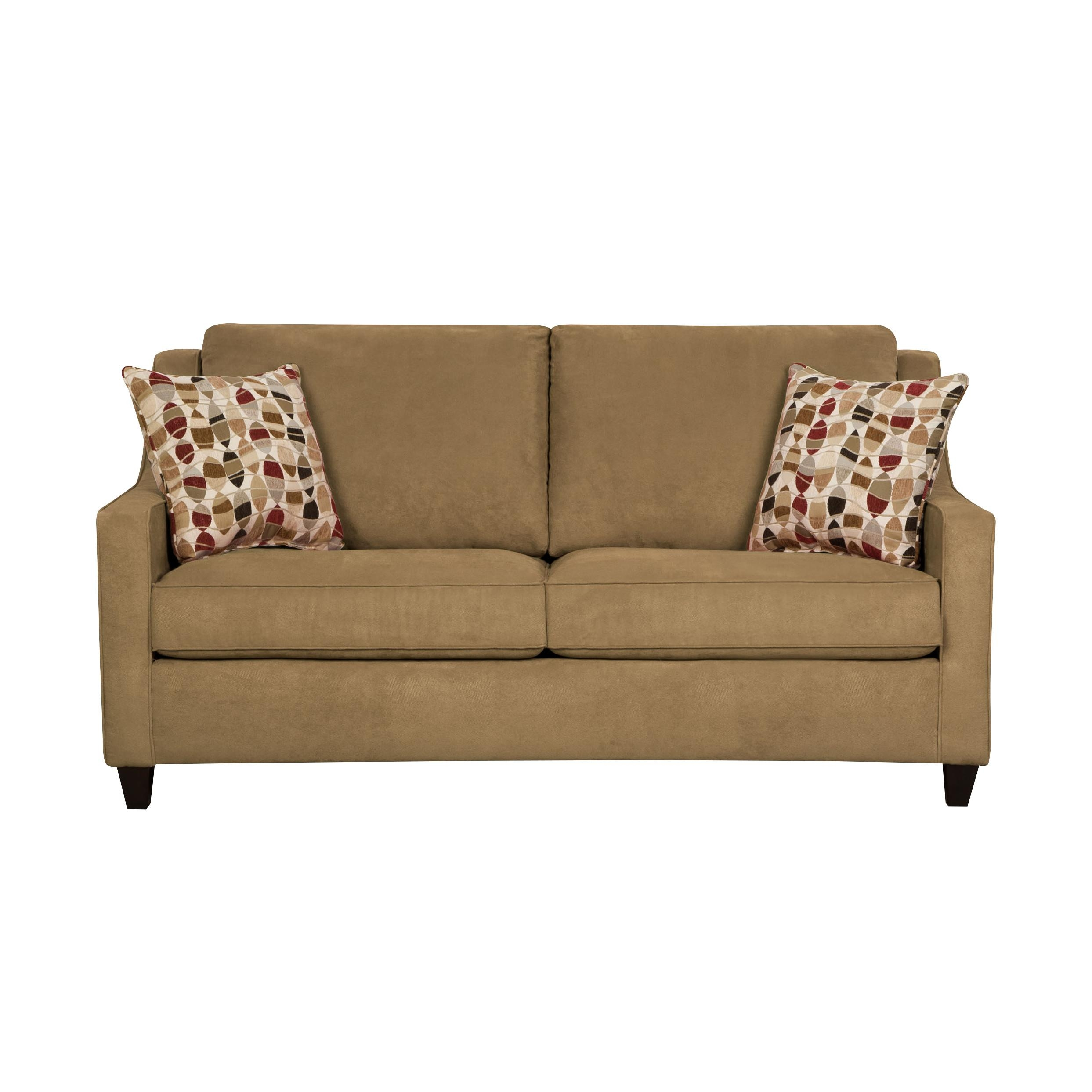 Furniture Home: Simmons Upholstery Twillo Twin Sleeper Sofa Twillo In Simmons Sleeper Sofas (View 9 of 20)
