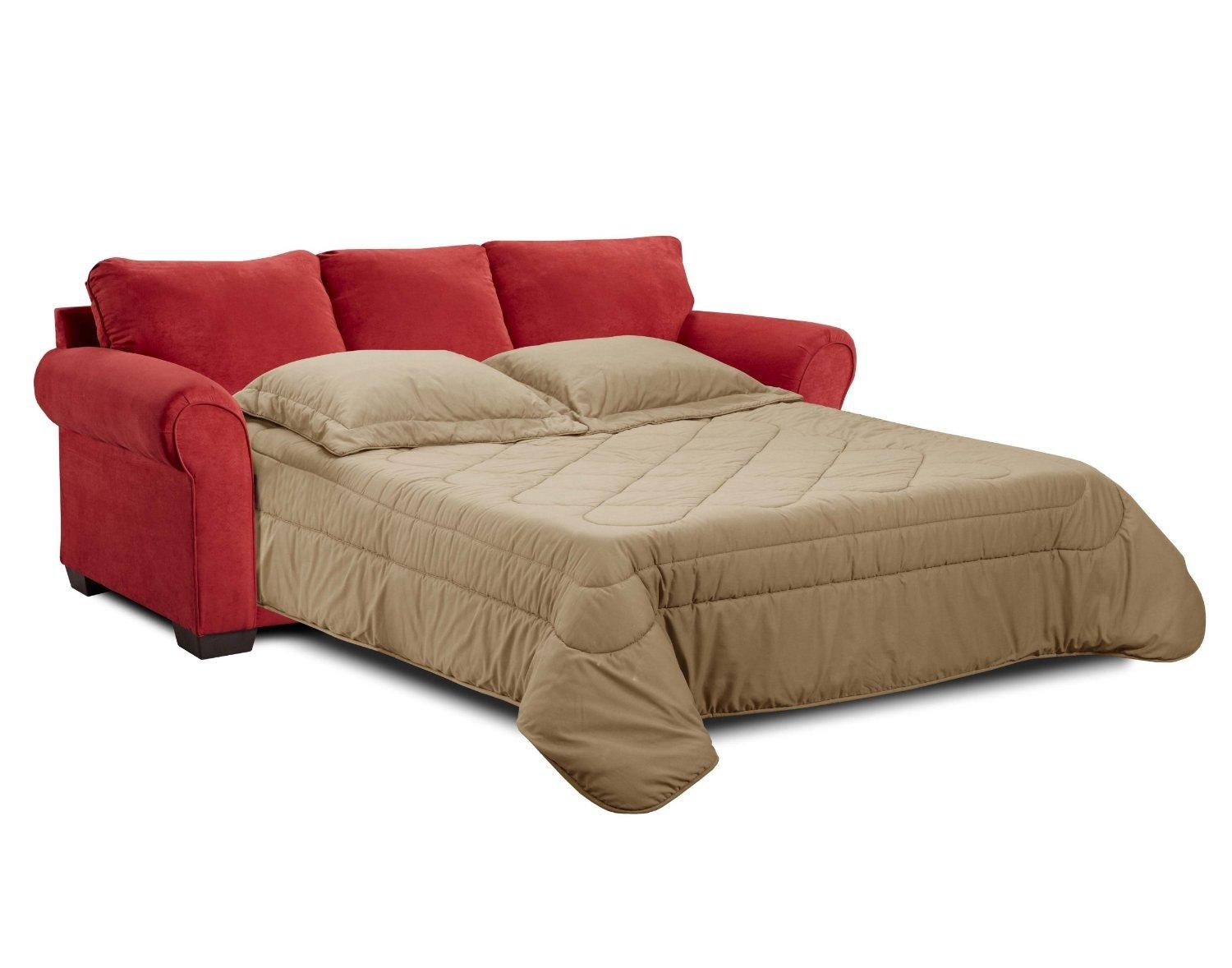Featured Photo of Sofa Sleepers Queen Size