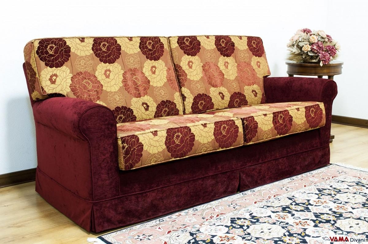 Furniture: How To Decorate Your Endearing Living Room With For Gingham Sofas (Image 7 of 20)