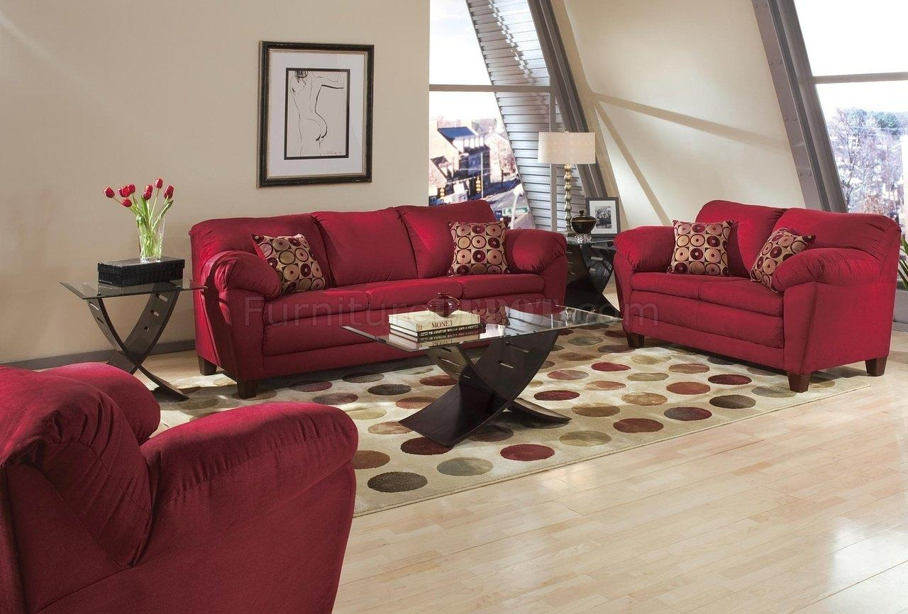 Furniture: How To Decorate Your Endearing Living Room With In Gingham Sofas (Image 8 of 20)