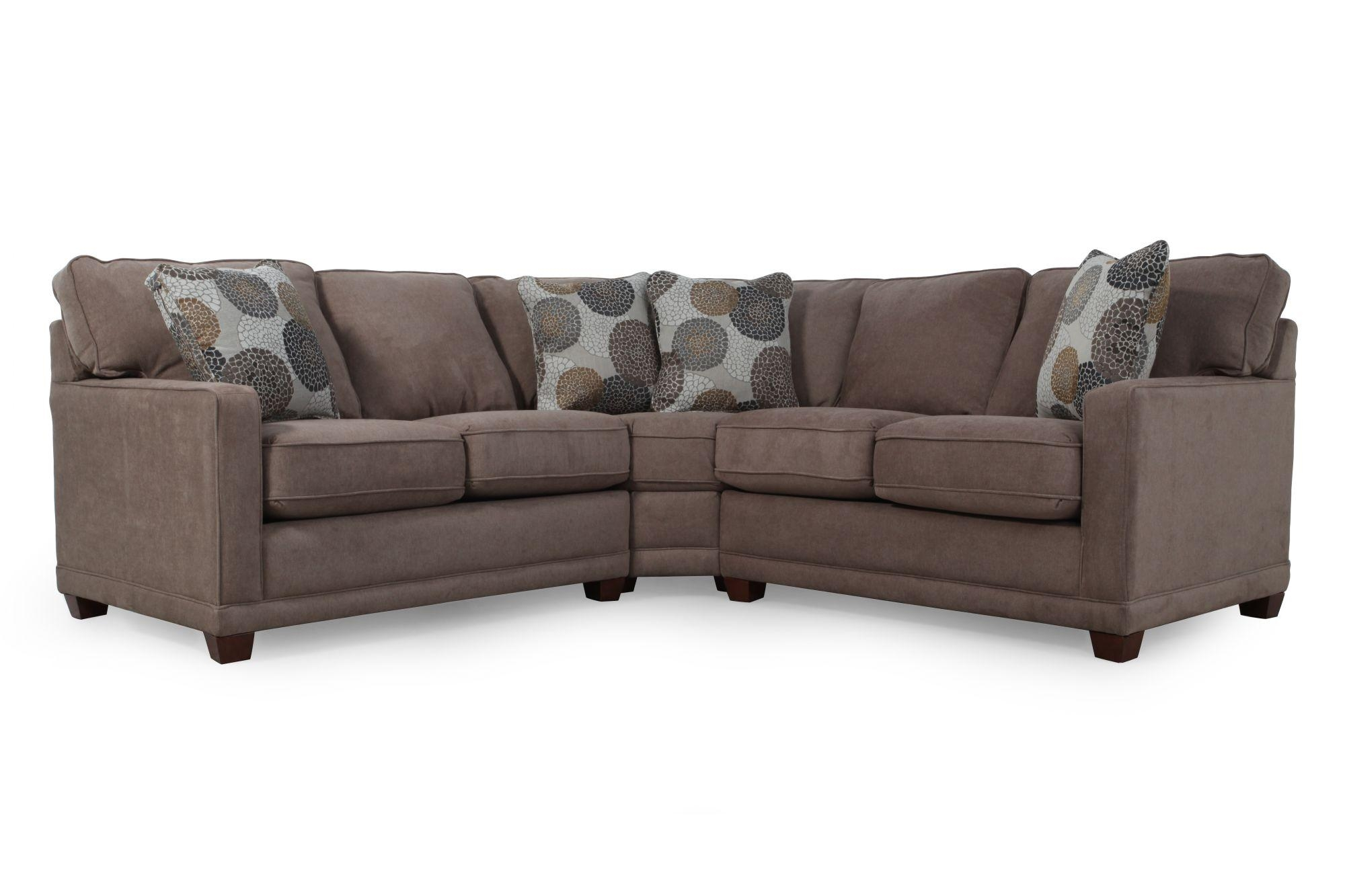 Furniture: Impressive Lazy Boy Sectional For Living Room Furniture With Regard To Lazy Boy Sectional (Image 5 of 20)