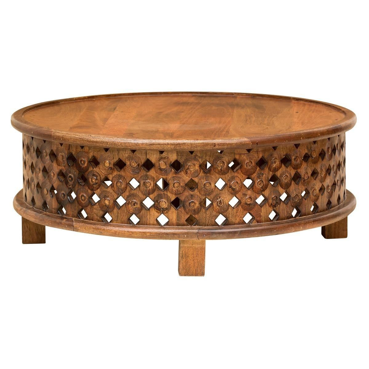 Furniture: Indian Coffee Table Ideas Carved Wood Coffee Table Pertaining To Carved Wood Sofas (Image 10 of 20)