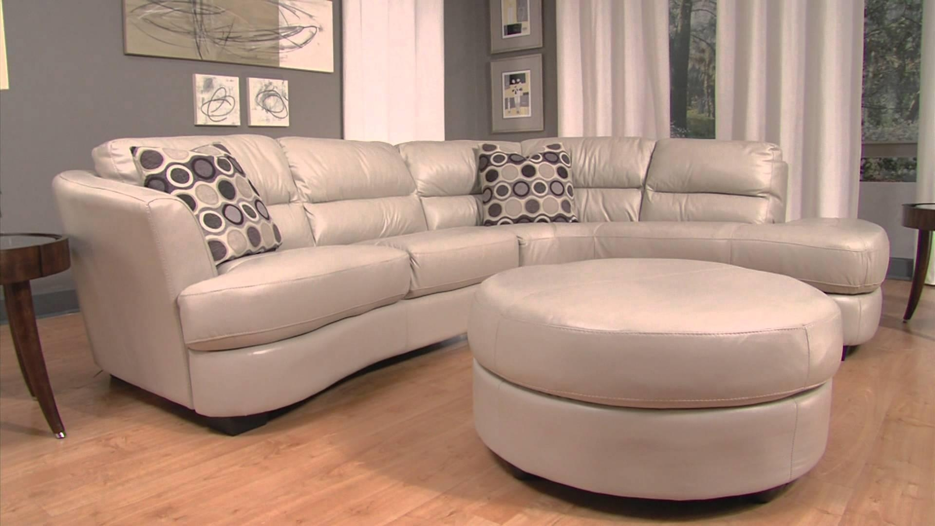 Furniture: Inspiring Living Furniture Ideas With Costco Leather In Costco Leather Sectional Sofas (View 12 of 20)
