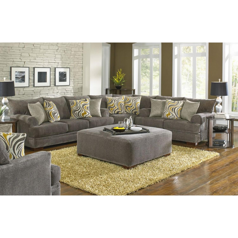 Furniture: Jackson Sectional West Elm | Catnapper Sofa | Jackson In West Elm Sectionals (Image 10 of 20)