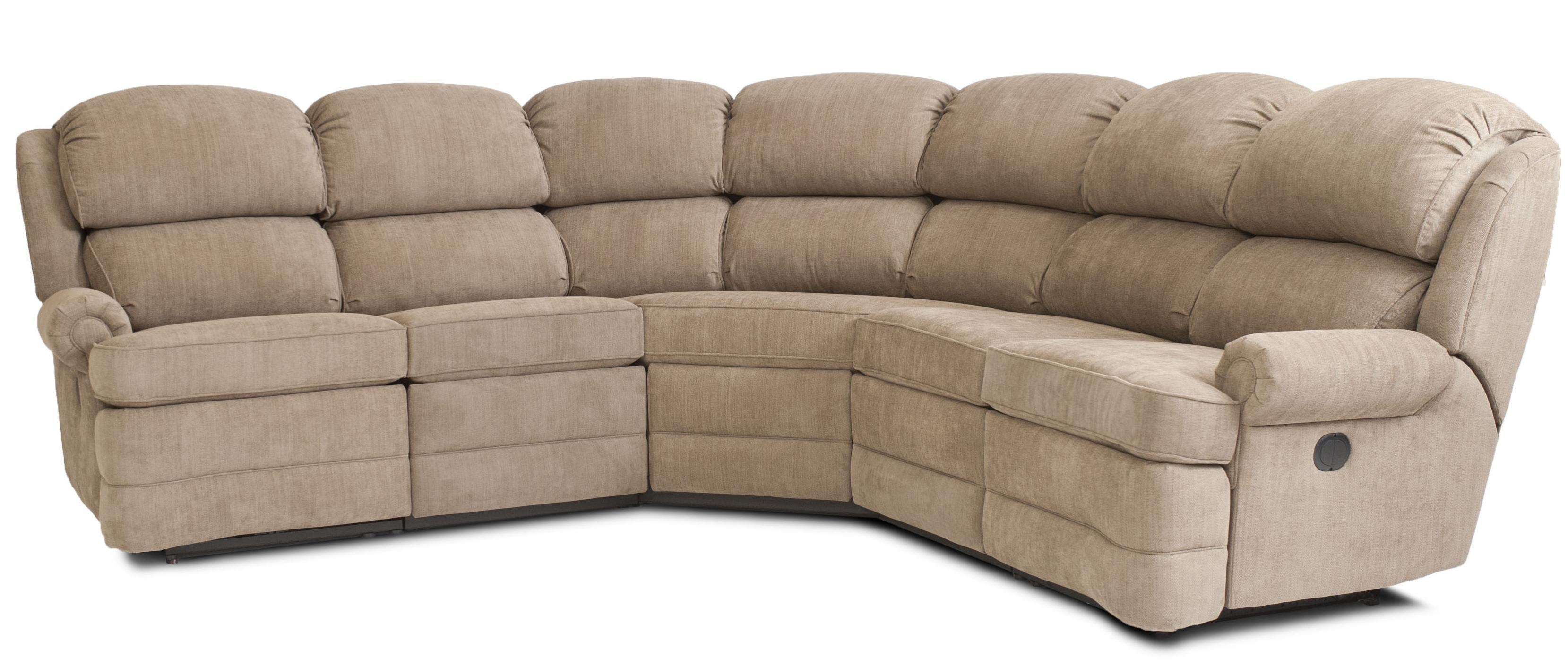 20 Ideas of Jedd Fabric Reclining Sectional Sofa