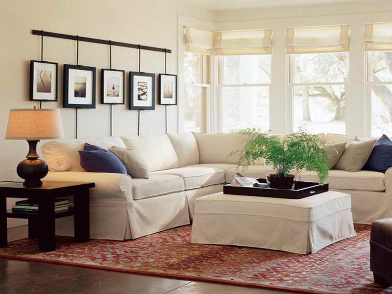 Furniture: L Shaped Couches | Pottery Barn Sectional | Ikea Sofa Regarding Pottery Barn Sectionals (Image 4 of 20)