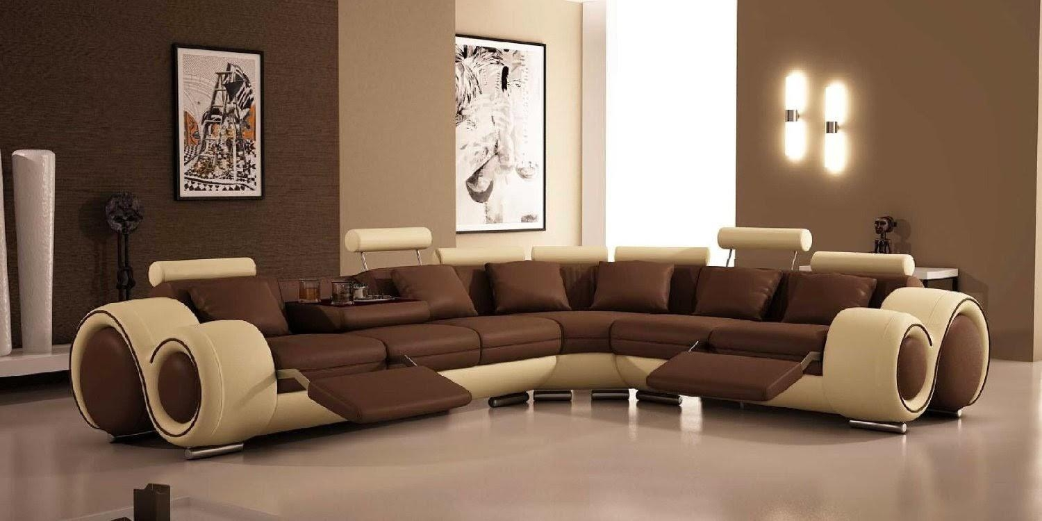 Furniture: Lazy Boy Sectional | Sectional Couches With Recliners For U Shaped Reclining Sectional (Image 5 of 20)