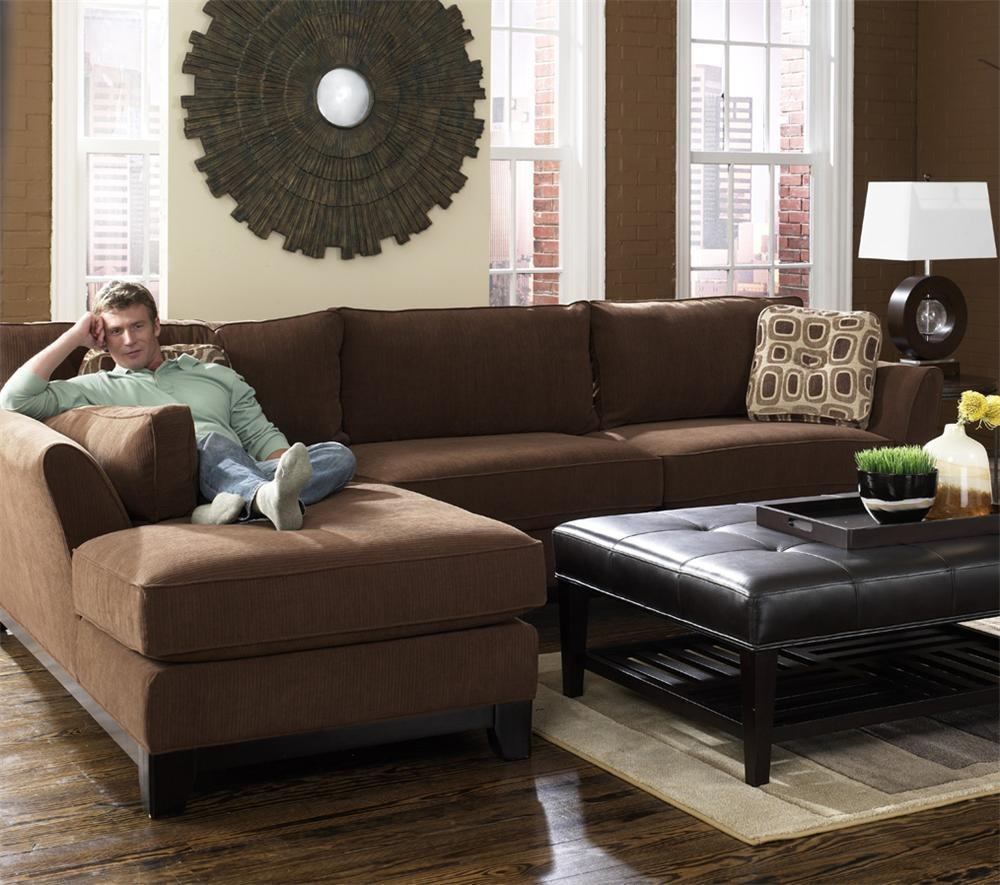 Furniture: Lazyboy Sectional With Cool Various Designs And Colors Regarding Lazyboy Sectional Sofa (Image 4 of 20)