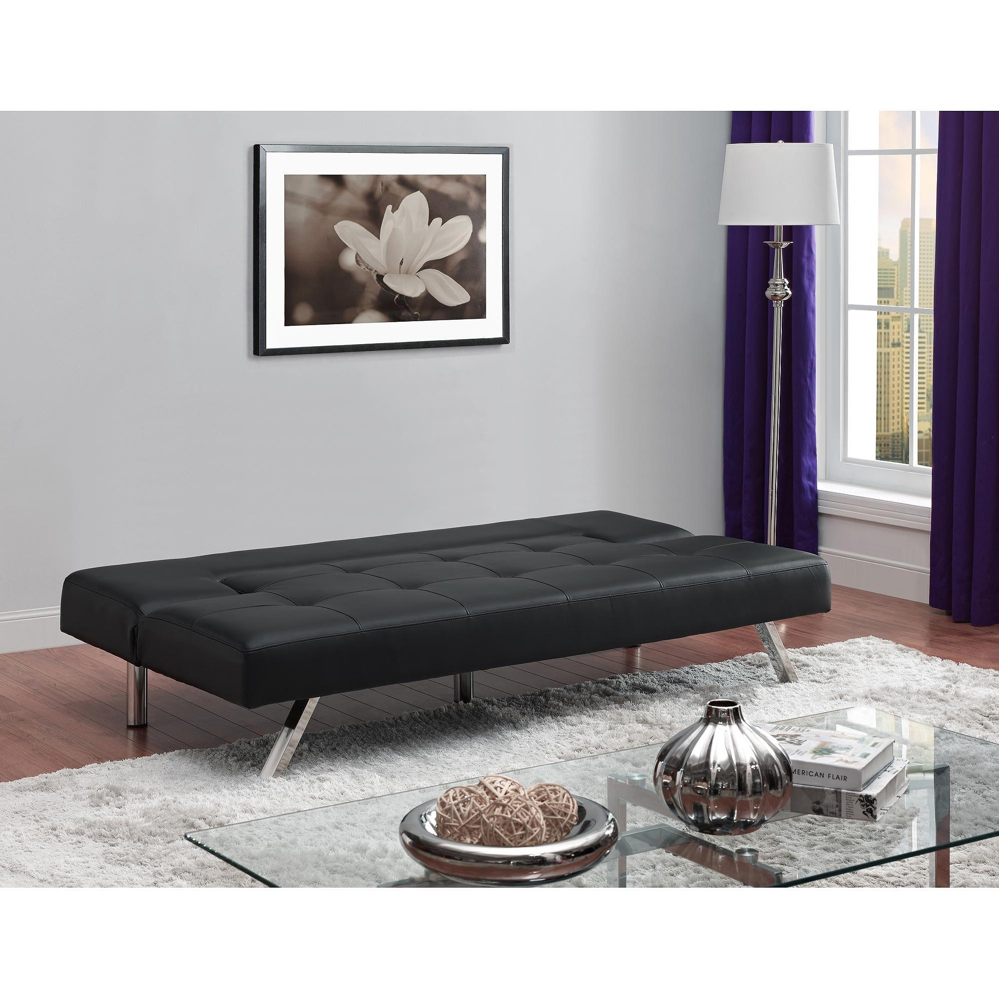 Furniture: Leather Futon Walmart | Futons At Kmart | Futon Full Size For Kmart Futon Beds (Image 9 of 20)