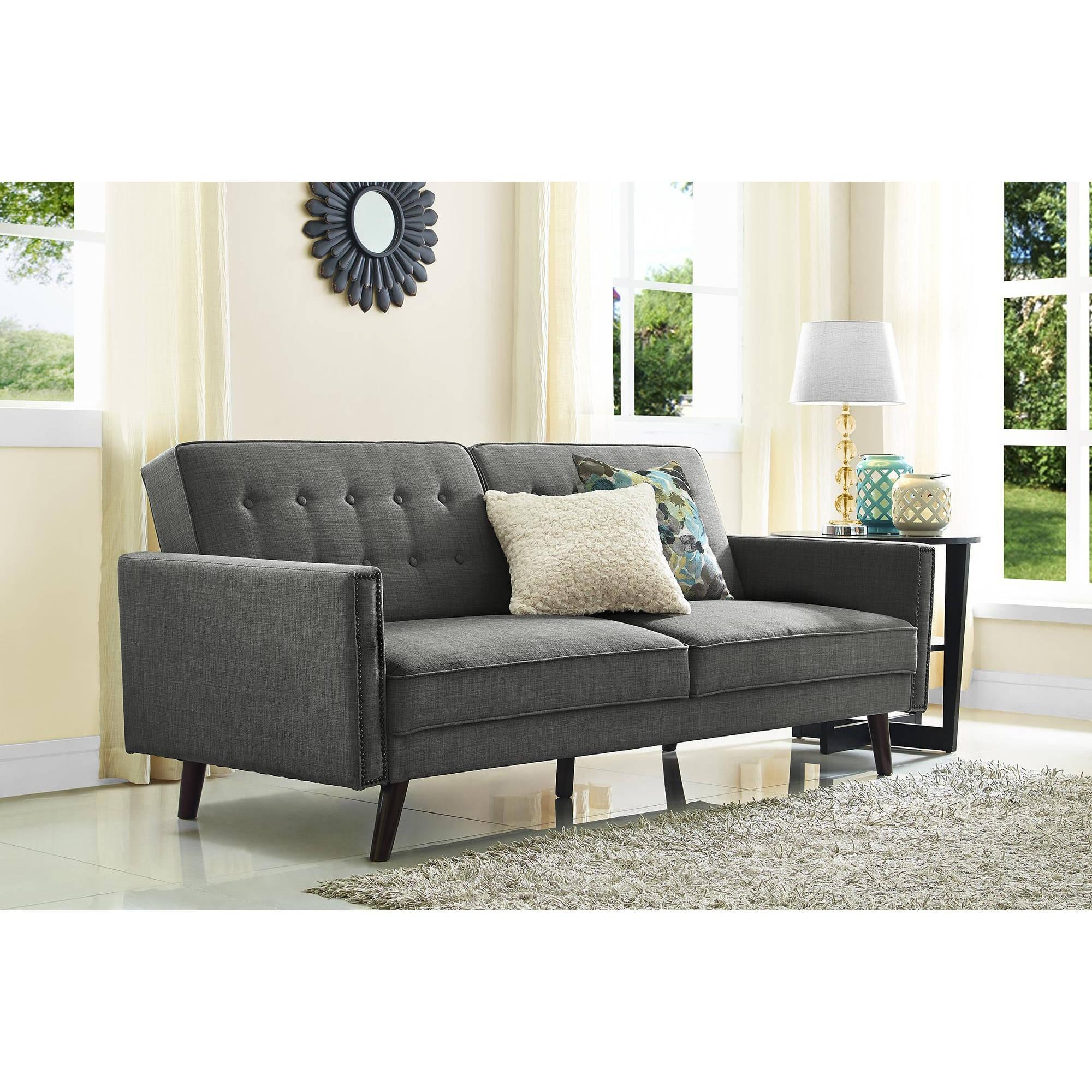 Furniture: Leather Futon Walmart | Sofa Bed Target | Futon Couches In Target Couch Beds (Image 5 of 20)