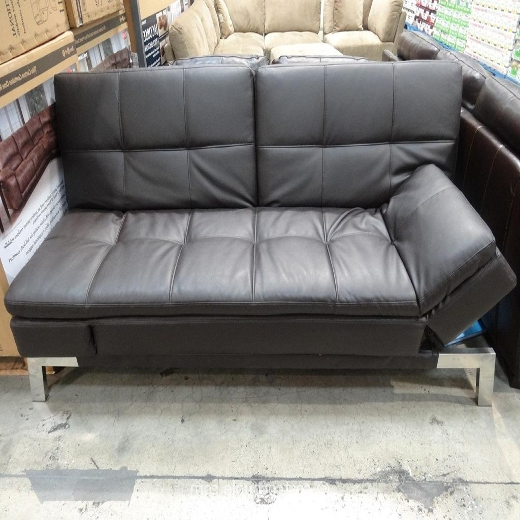 Furniture: Leather Sofa Beds Costco | Costco Sofa Bed | Sectional In Euro Lounger Sofa Beds (View 10 of 20)