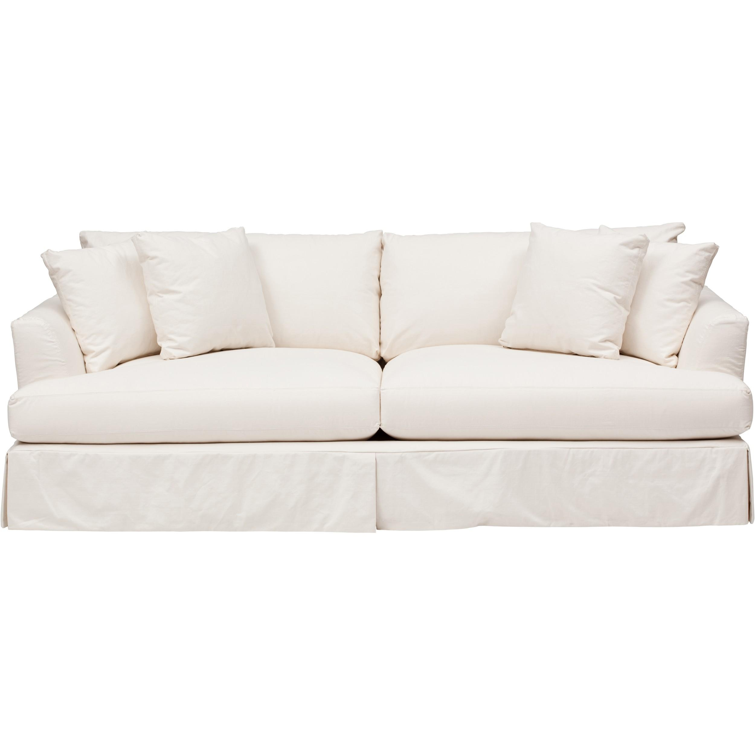 Furniture: Linen Couch Slipcovers | Slipcovers For Couch | Sofa Pertaining To Slipcovers For Sofas And Chairs (Image 14 of 20)