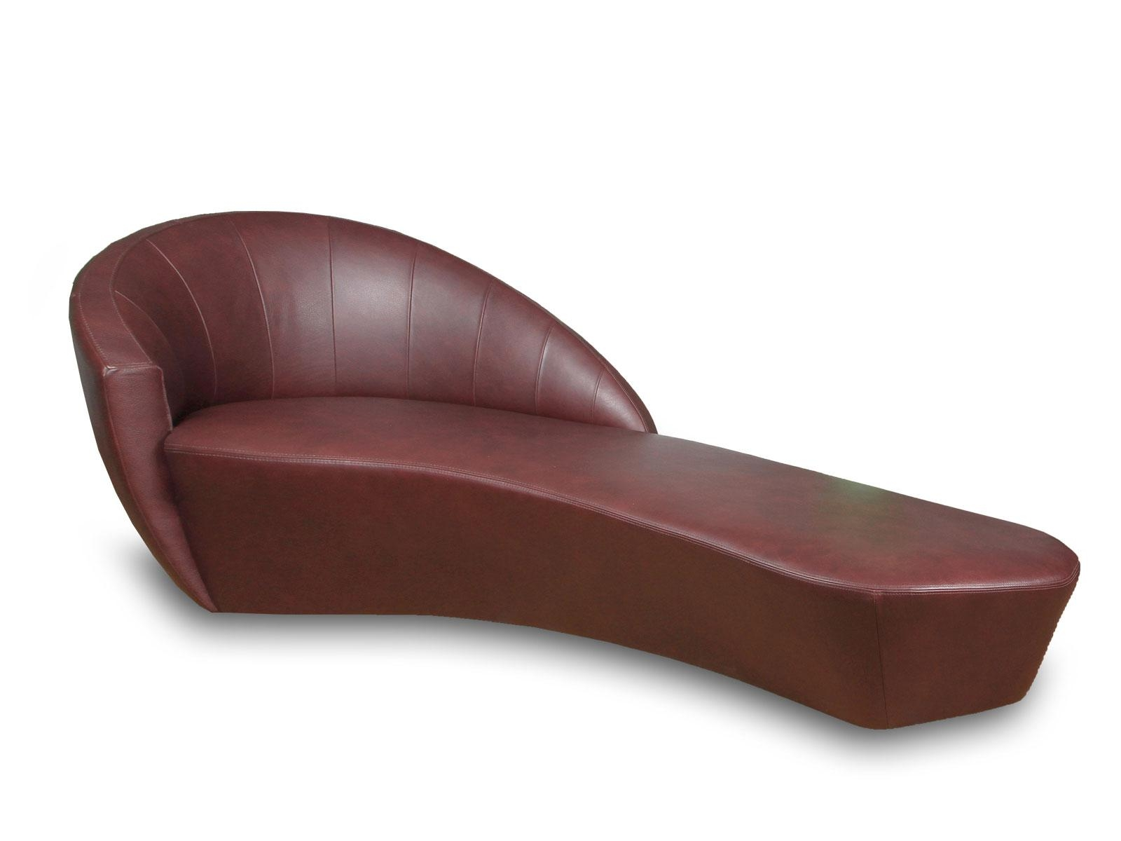 Furniture: Luxury Modern Chair Design With Leather Chaise For Lounge Sofas And Chairs (View 17 of 20)