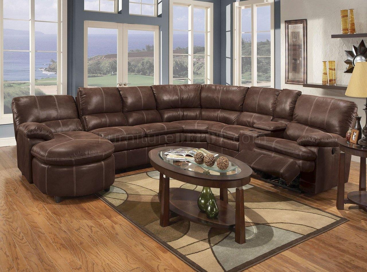 Furniture: Microfiber Sectional | Microfiber Couch Sectional Throughout Leather And Suede Sectional (View 6 of 20)
