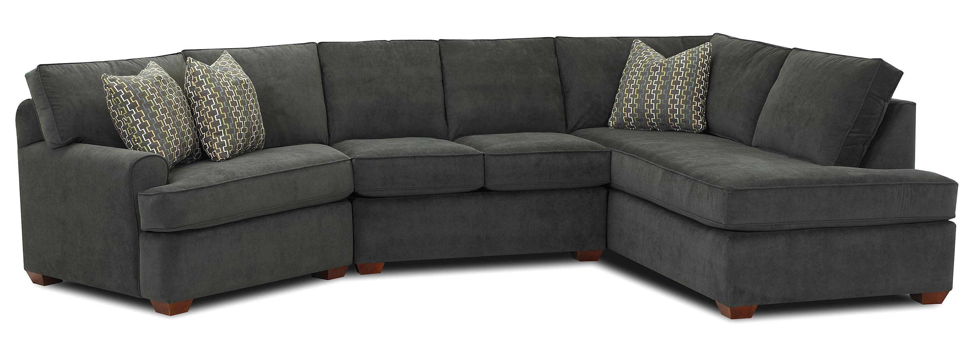 Furniture: Modern Chaise Sectional With Classic Comfortable Design For Sofas And Sectionals (Image 12 of 20)