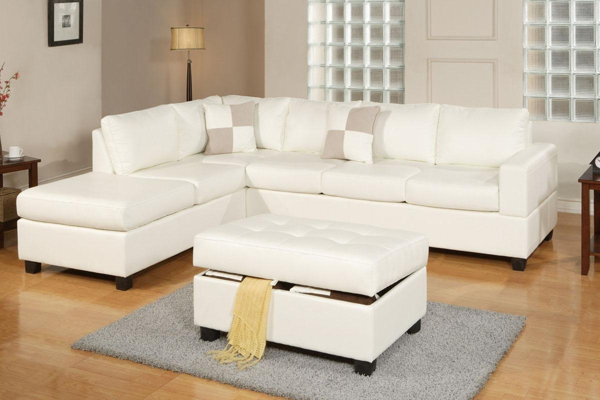 Furniture: Modern Design Ideas Cream Sectional Sofa With Floor Regarding Floor Lamp For Sectional Couch (Image 10 of 15)