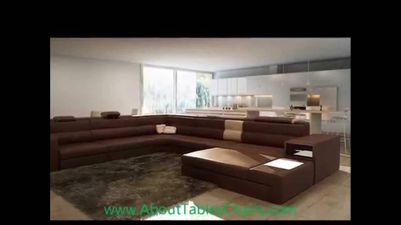 Furniture: Nice Extra Large Sectional Sofa For Large Living Room With Regard To Large Microfiber Sectional (Image 11 of 20)