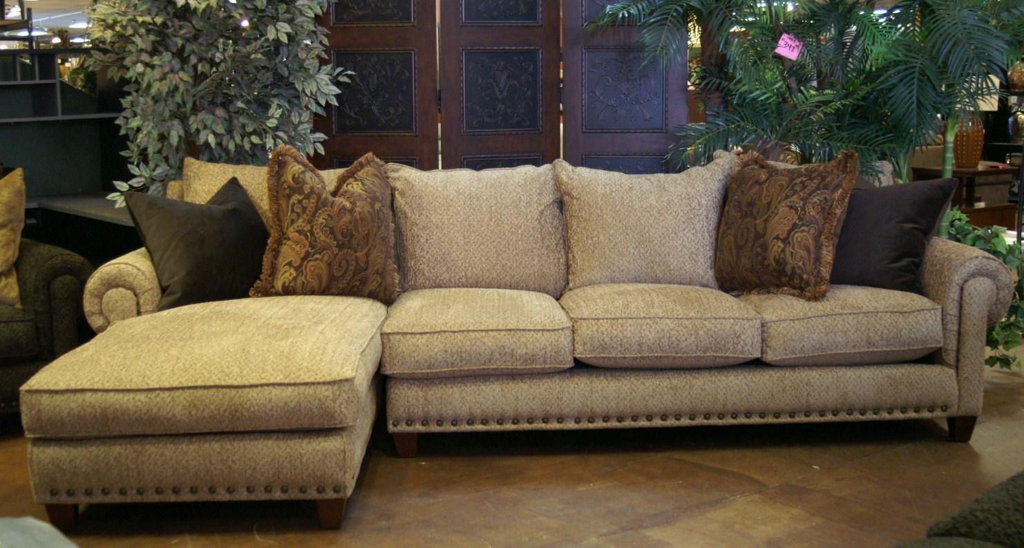 Furniture: Nice Interior Furniture Designrobert Michaels Within Goose Down Sectional Sofa (Image 4 of 15)