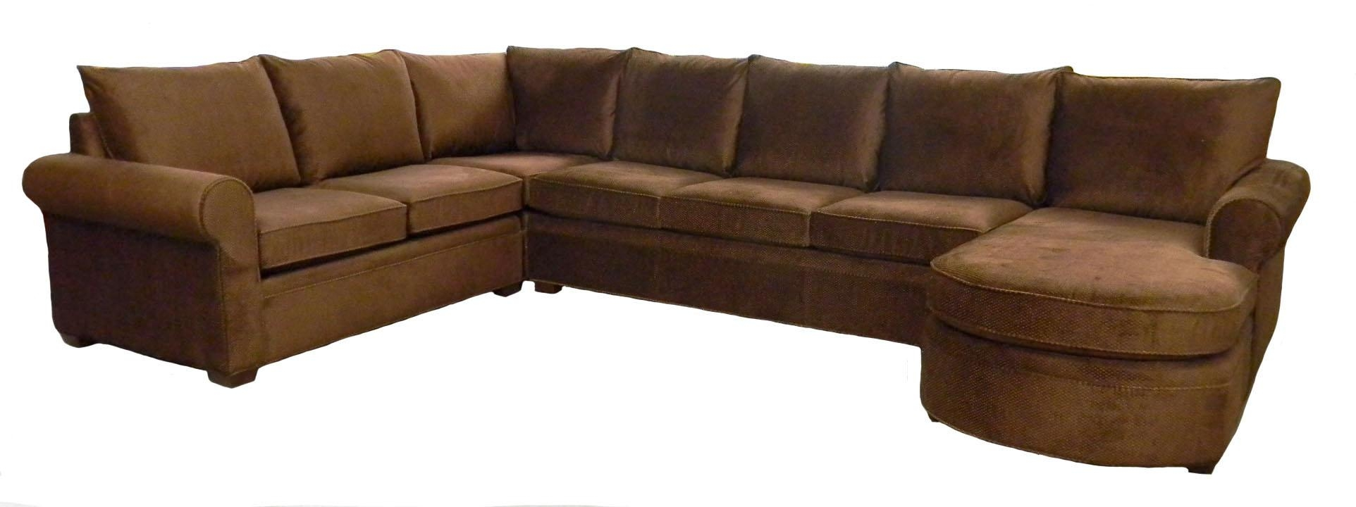 Furniture: Nice Square Sectional Sofa New Trend Living Room Intended For Nice Sectional Couches (Image 12 of 20)