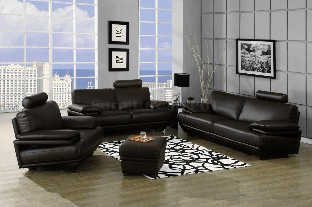 Furniture Of America Cosbin Bold Antique Black 4Drawer Sofa Table With Black Leather Sofas And Loveseats (Image 15 of 20)