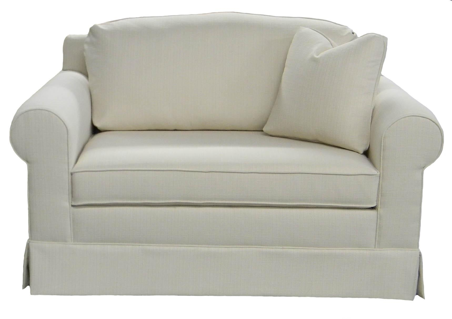 Furniture: Oversized Chair Slipcover | Sure Fit Sofa Covers With Covers For Sofas (Image 9 of 20)