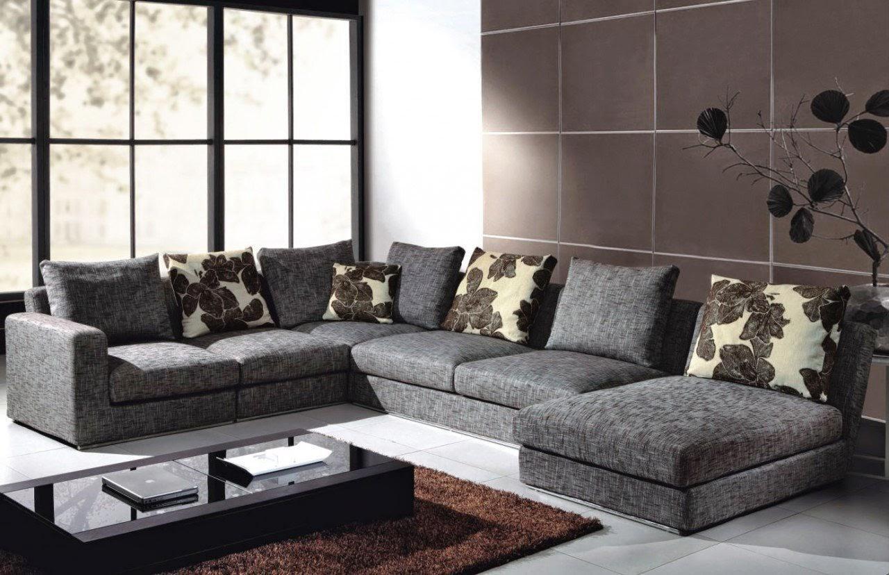Furniture: Oversized Sofas | Extra Large Sectional Sofa | Huge Pertaining To Giant Sofas (Image 13 of 20)