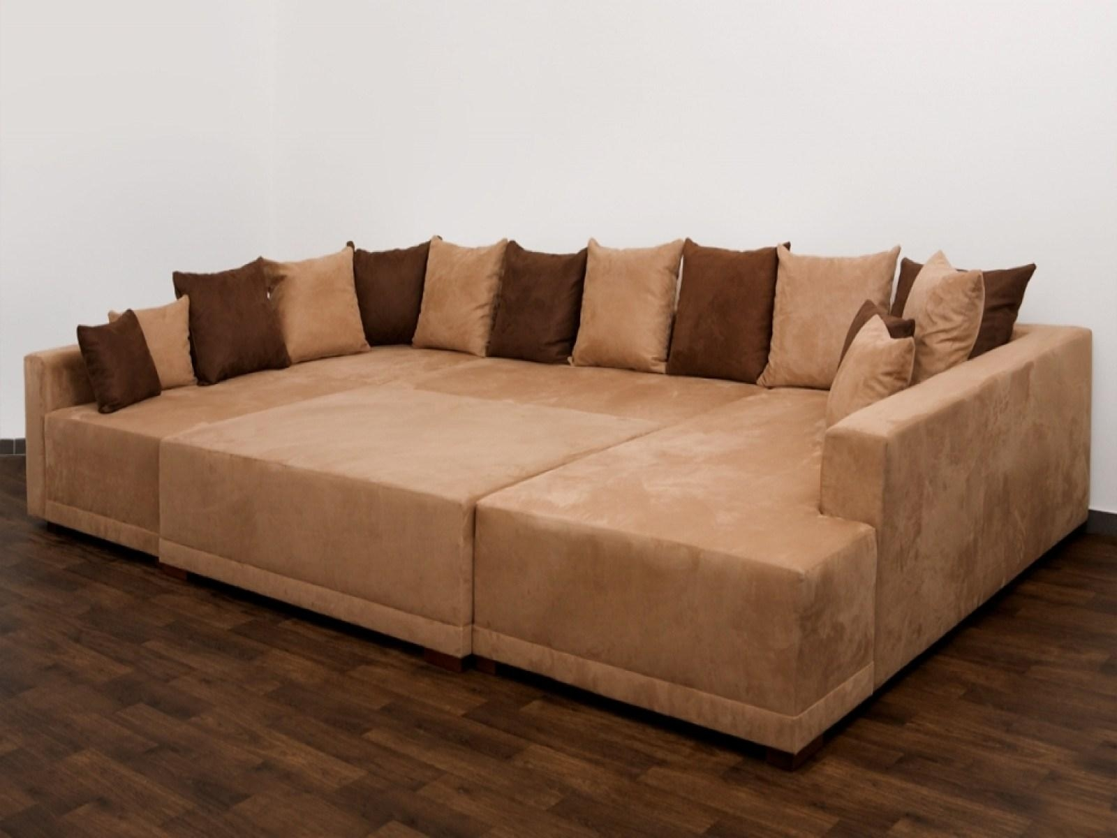 Furniture: Oversized Sofas | Extra Large Sectional Sofa | Huge Regarding Huge Leather Sectional (Image 7 of 20)