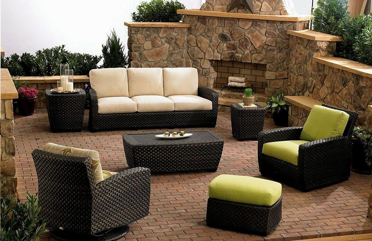 Furniture: Patio Sofas On Clearance | Closeout Patio Furniture Pertaining To Closeout Sofas (View 4 of 20)