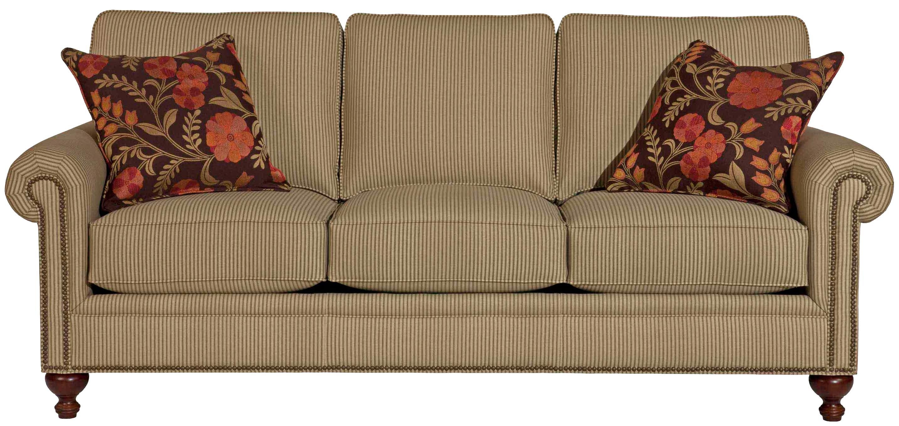 Furniture: Pick Your Lovely Broyhill Couch Design For Your Living Within Broyhill Sofas (Image 18 of 20)
