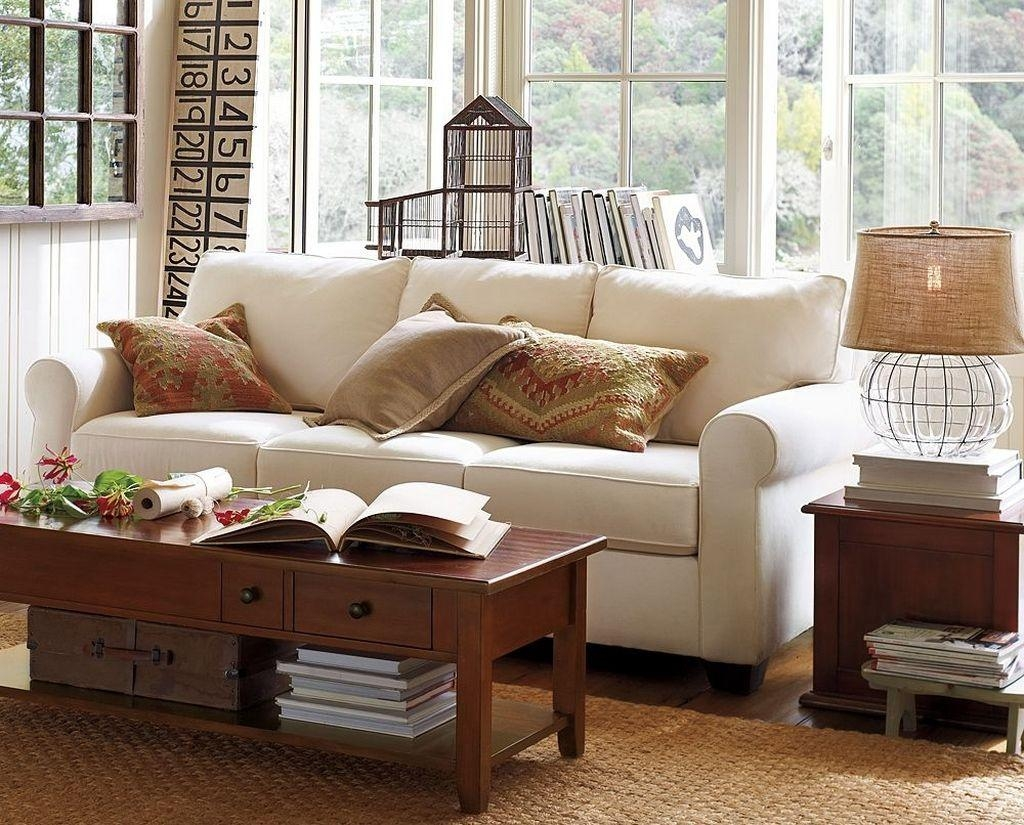 Furniture: Pottery Barn Sectional | Pottery Barn Turner Sofa With Regard To Pottery Barn Sectionals (Image 10 of 20)