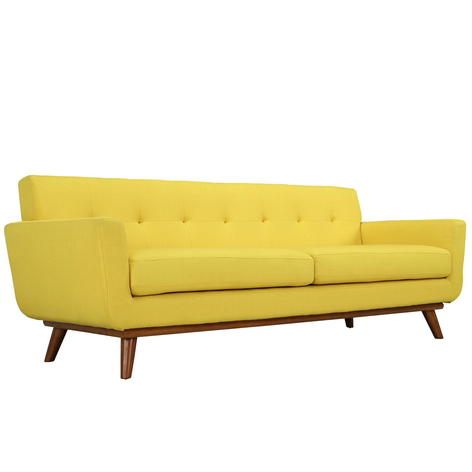 20 Photos Yellow Sofa Chairs Ideas