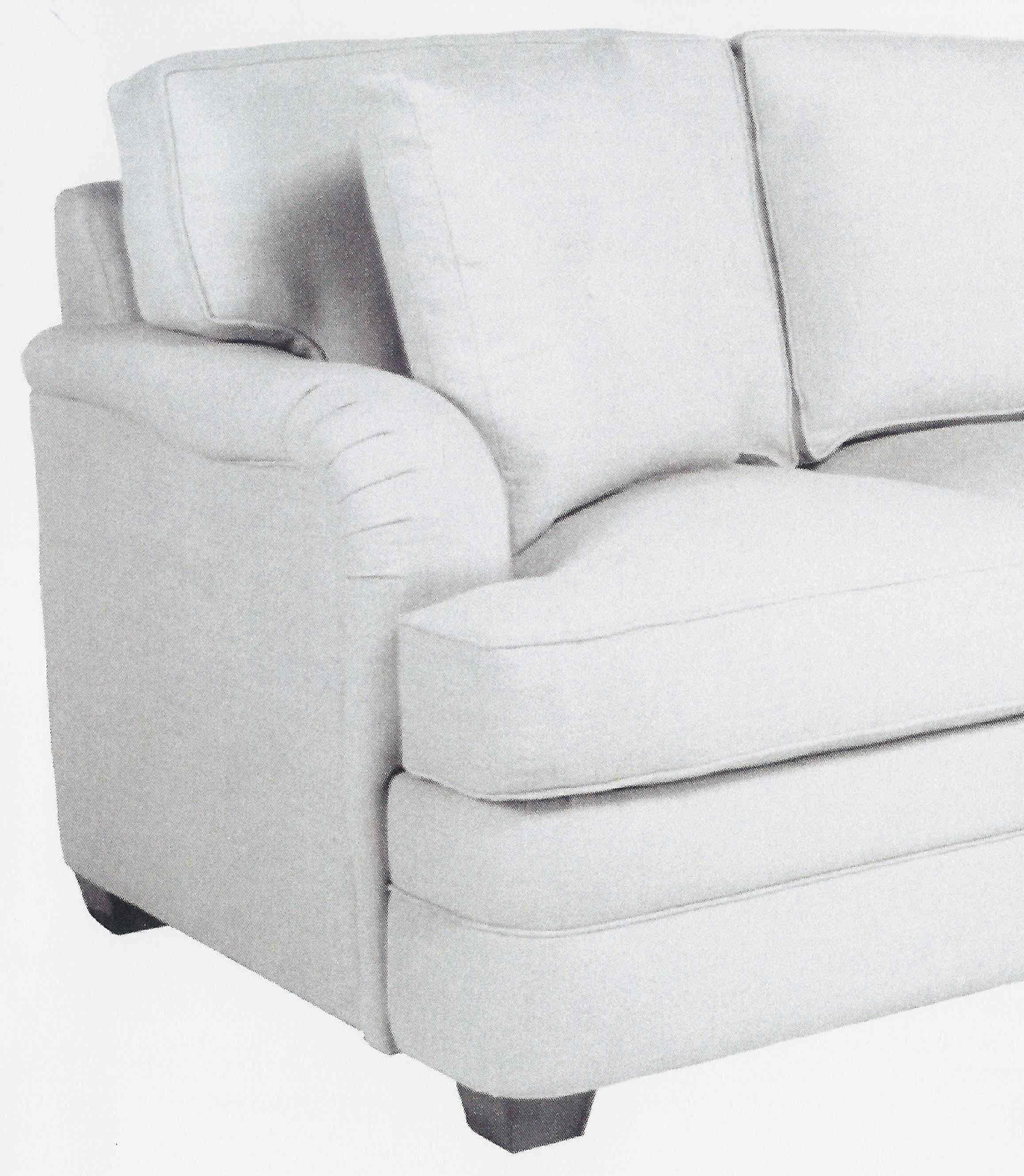 Elasticized covers for any Couch or Loveseat cushions Our custom elasticized cushion slipcovers are your all-in-one solution to freshening up the cushions of any couch or loveseat in your home.