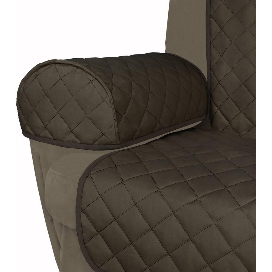 Furniture & Rug: Chic Recliner Covers For Prettier Recliner Ideas Inside Stretch Covers For Recliners (View 14 of 20)