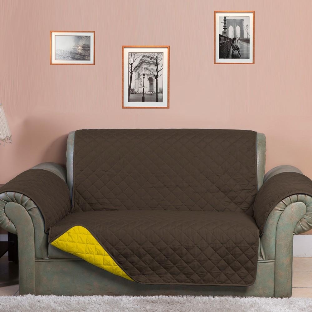 Furniture & Rug: Chic Recliner Covers For Prettier Recliner Ideas With Camo Reclining Sofas (View 15 of 20)