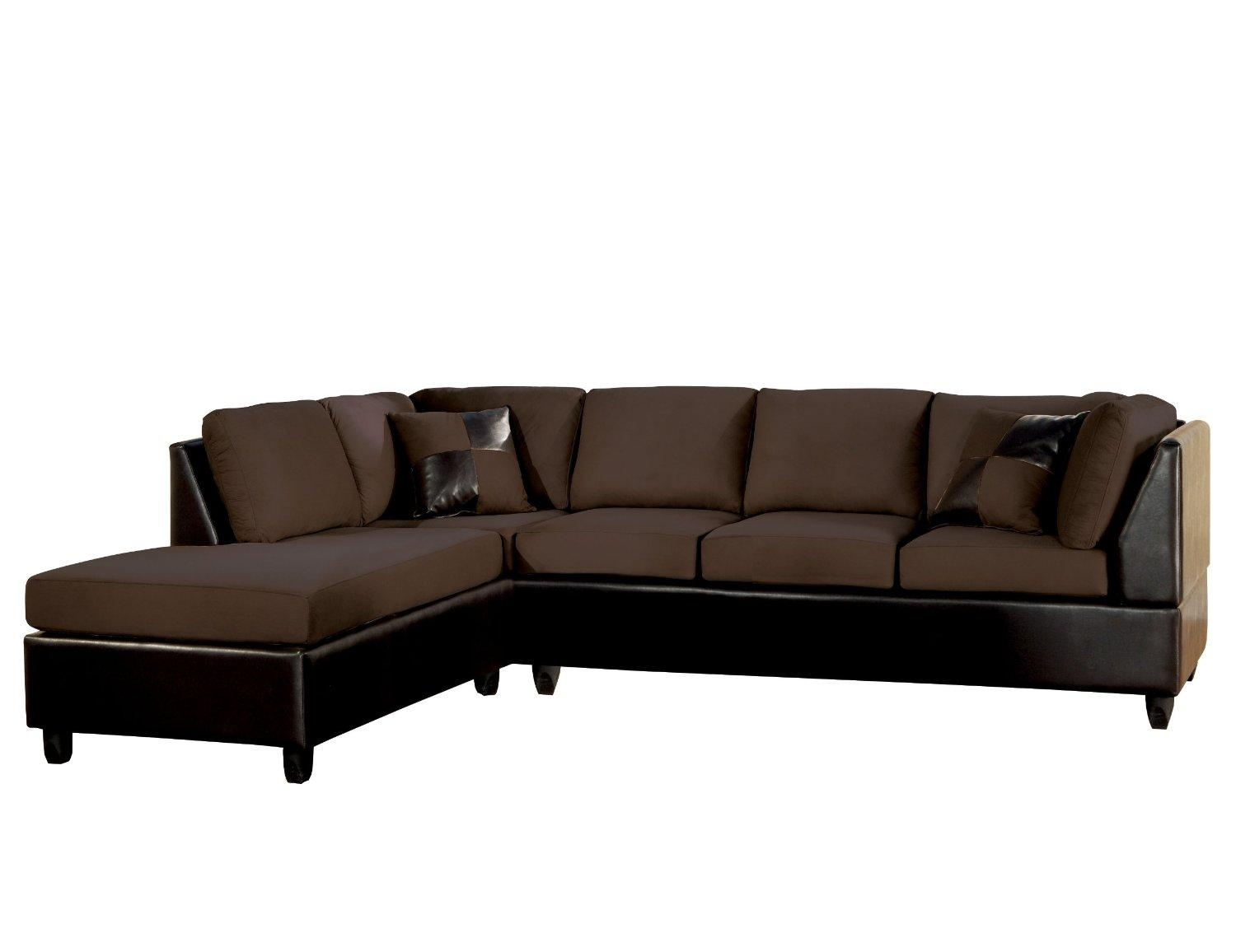 Furniture & Rug: Fancy Sectional Sleeper Sofa For Best Home Intended For Queen Sofa Sleeper Sectional Microfiber (Image 4 of 20)