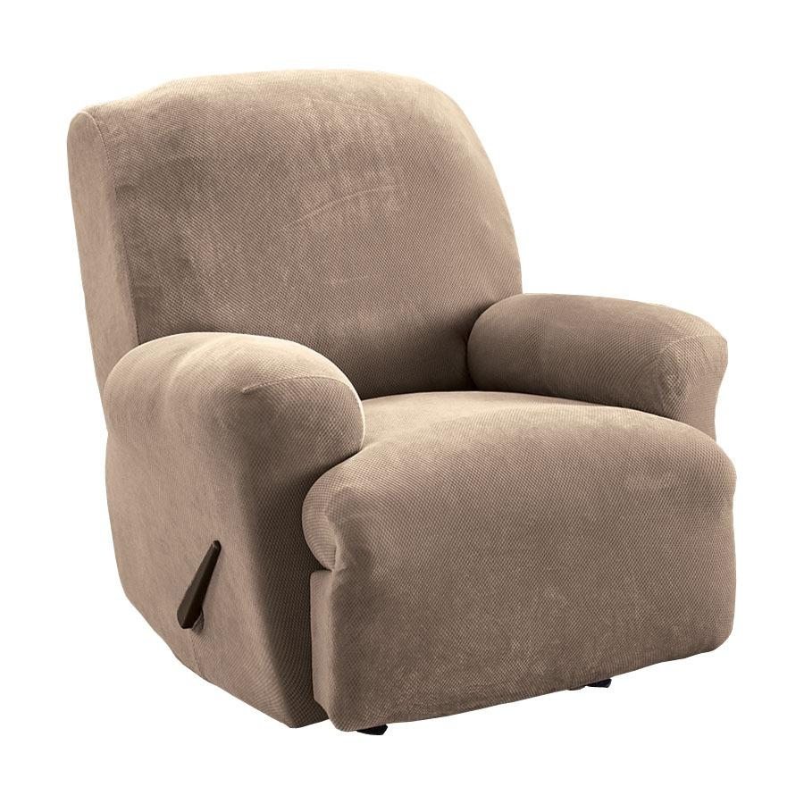 Furniture & Rug: Recliner Sofa Covers | Recliner Covers | Fleece For Sofa Chair Recliner (Image 9 of 20)
