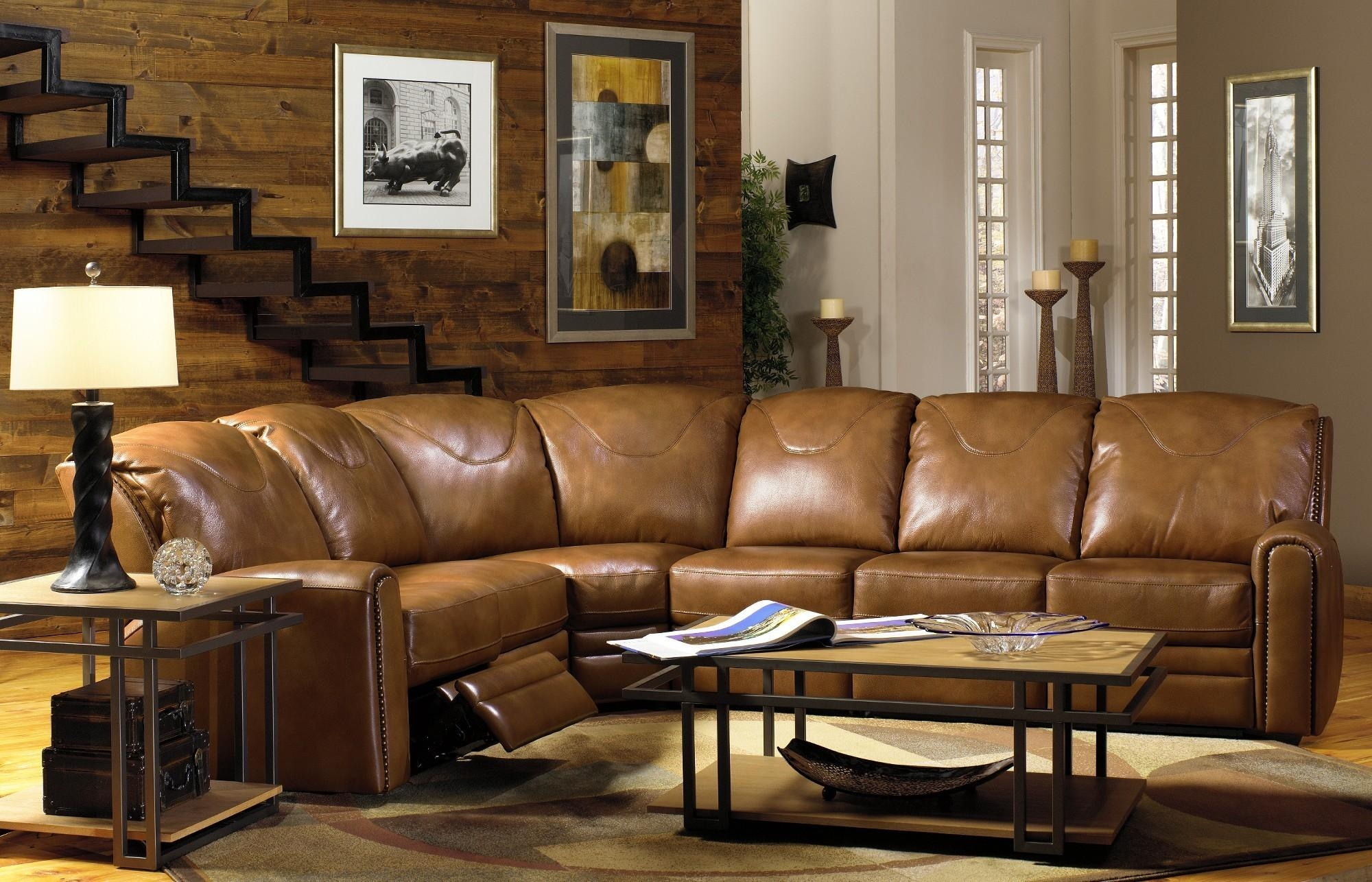 Furniture: Sectional Couches With Recliners | U Shaped Sectional Throughout U Shaped Reclining Sectional (Image 13 of 20)