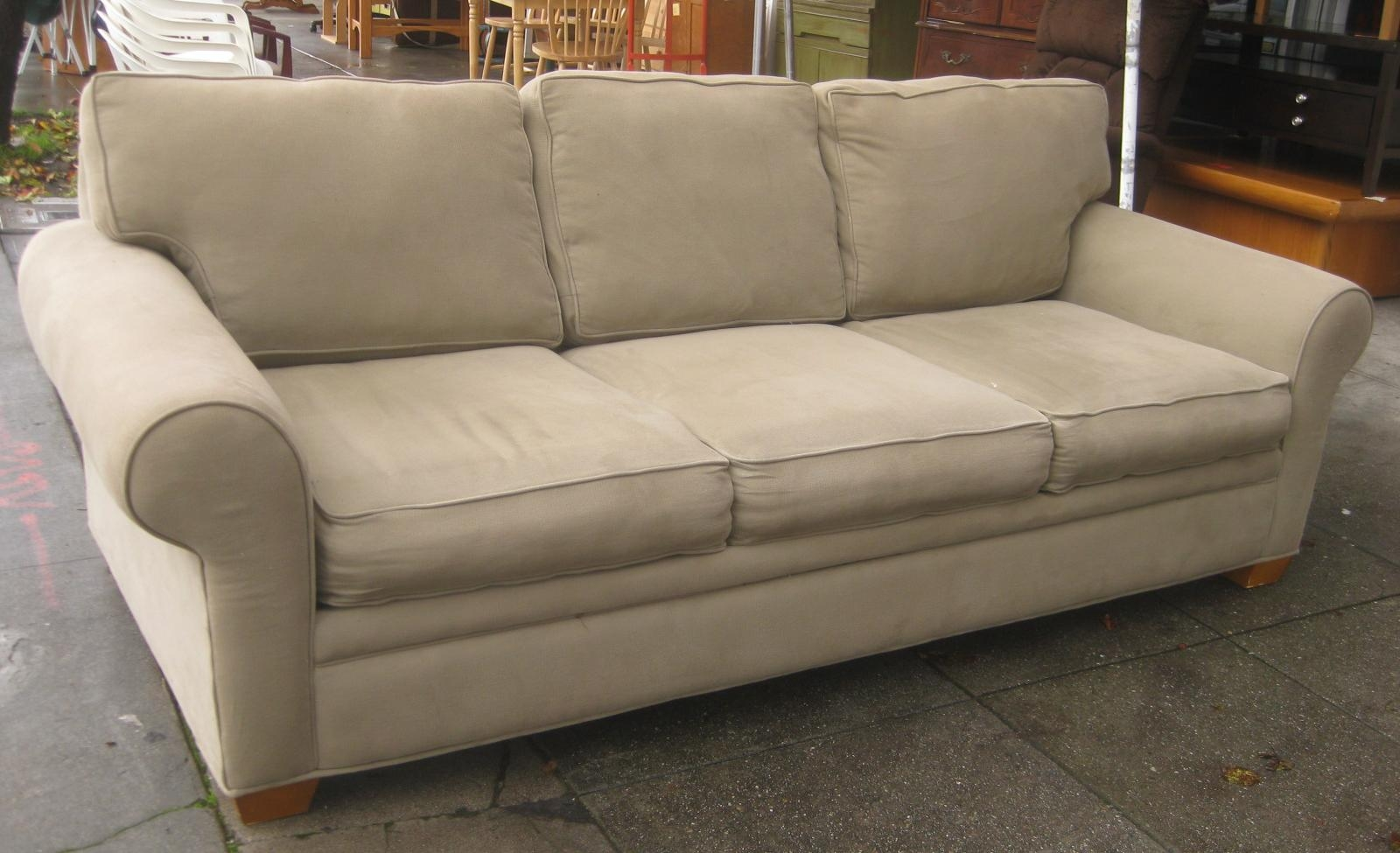 Furniture: Settee Couch | Couches And Sofas | Beige Couch Regarding Beige Sofas (View 11 of 20)