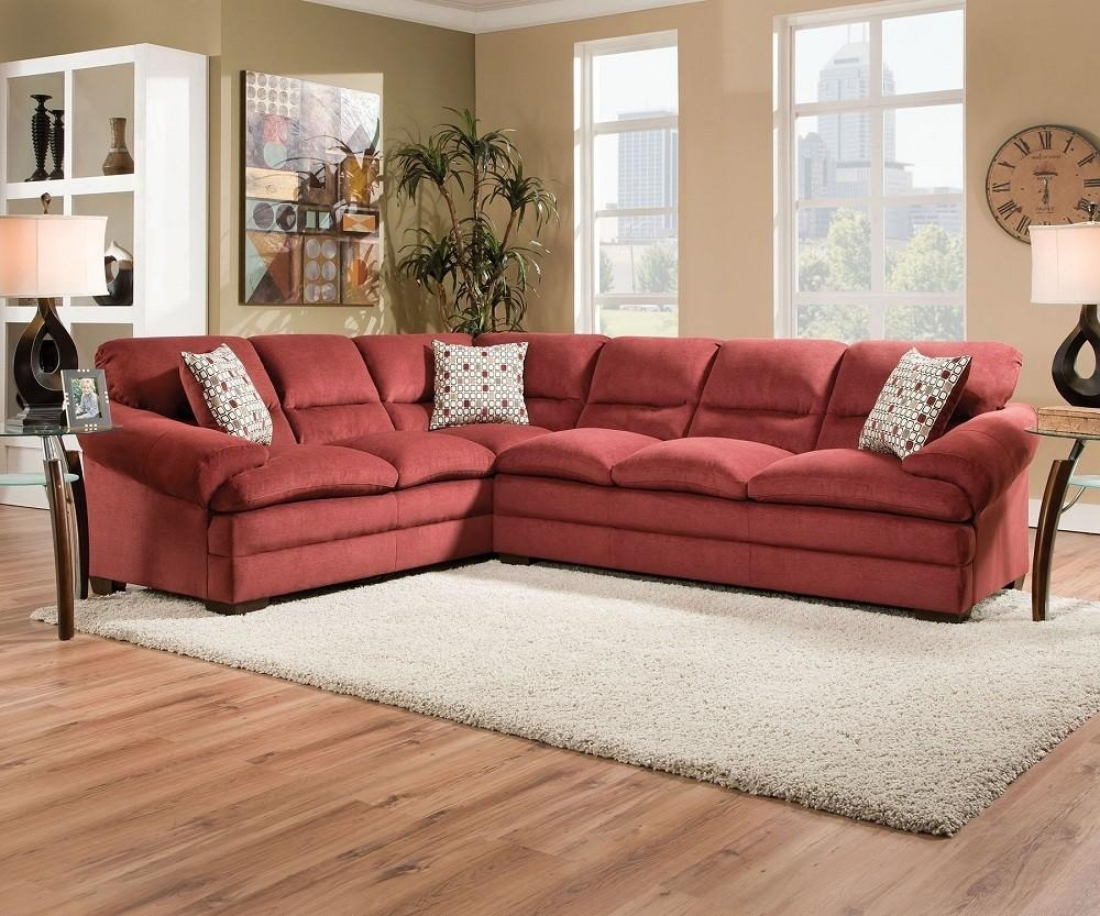 Furniture: Simmons Sectional For Comfortable Seating — Threestems Throughout Big Lots Simmons Furniture (Image 8 of 20)