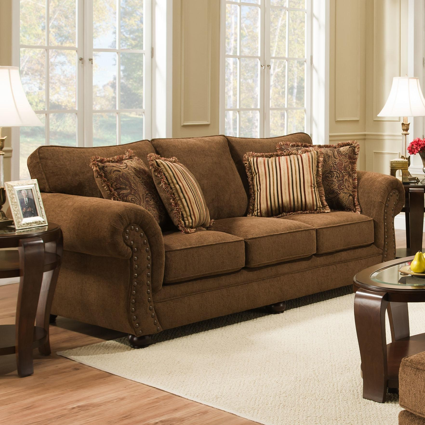 Furniture: Simmons Sofa | Simmons Sofa Bed | Simmons Rocker Recliner Pertaining To Simmons Sofa Beds (Image 4 of 20)