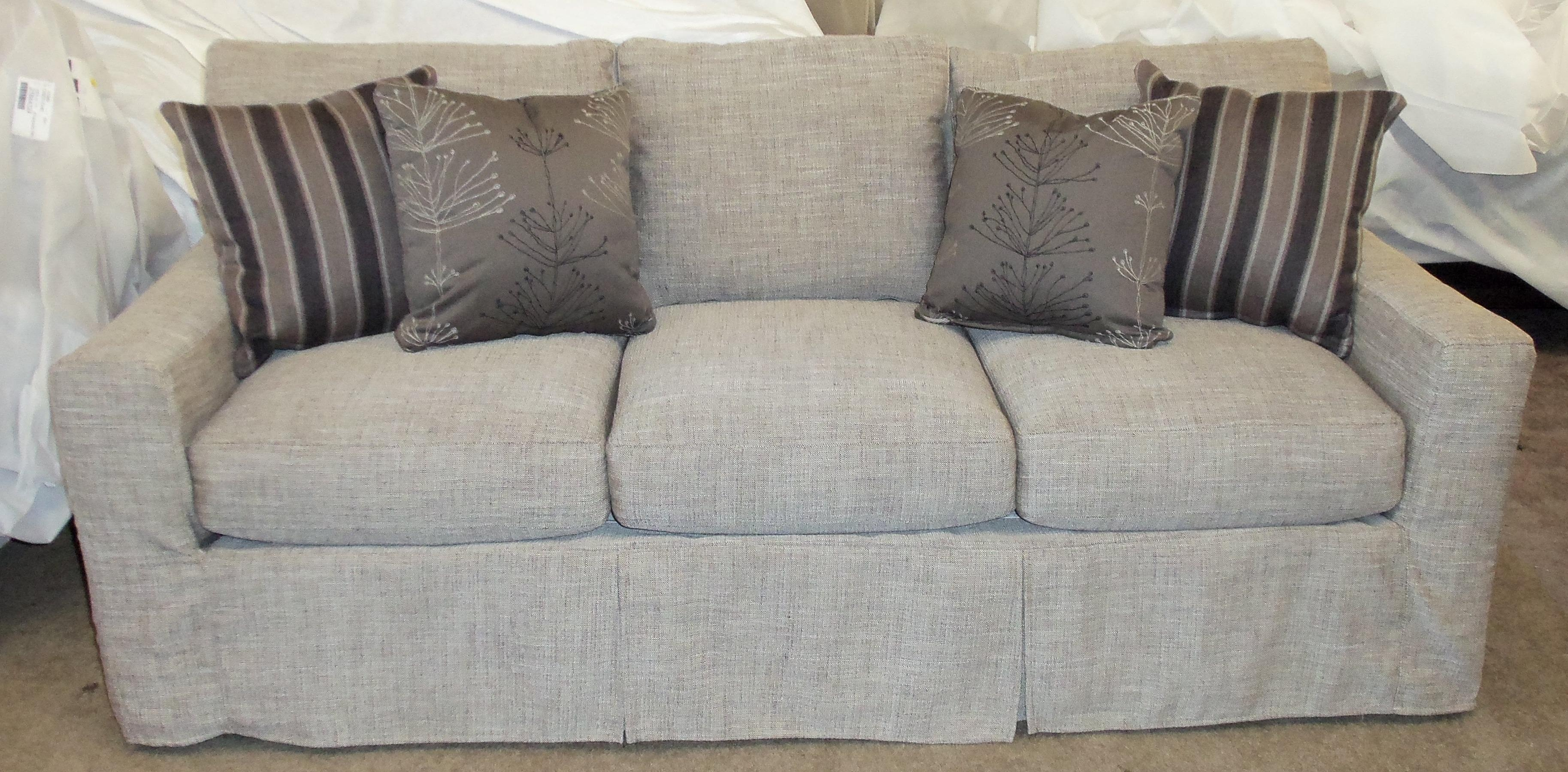 Furniture: Slipcovers For Couch | Sofa Cushion Covers | Regarding Slip Covers For Love Seats (View 8 of 20)