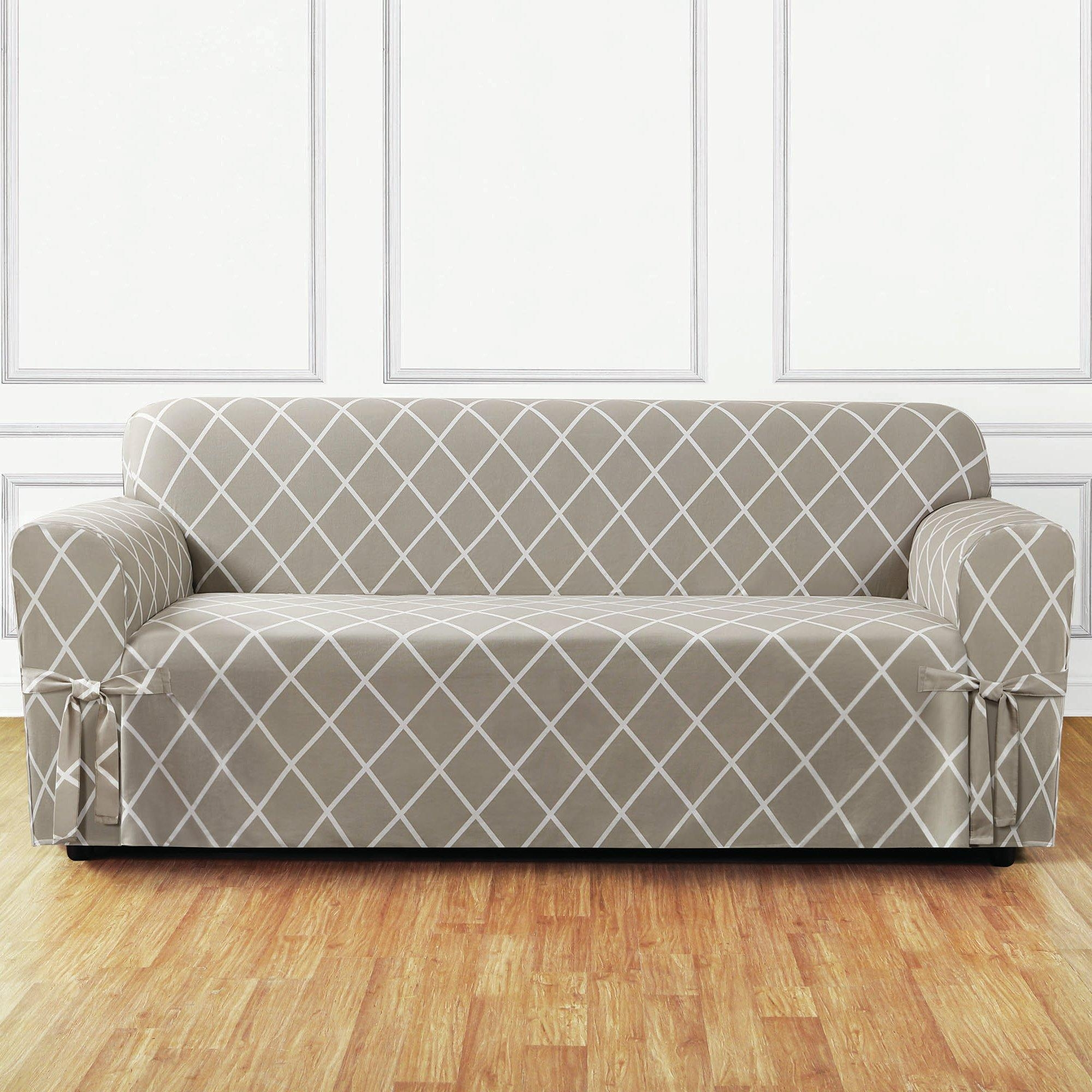 Furniture: Slipcovers For Sectional Sofa | 3 Cushion Sofa Throughout Slipcovers For 3 Cushion Sofas (Image 5 of 20)