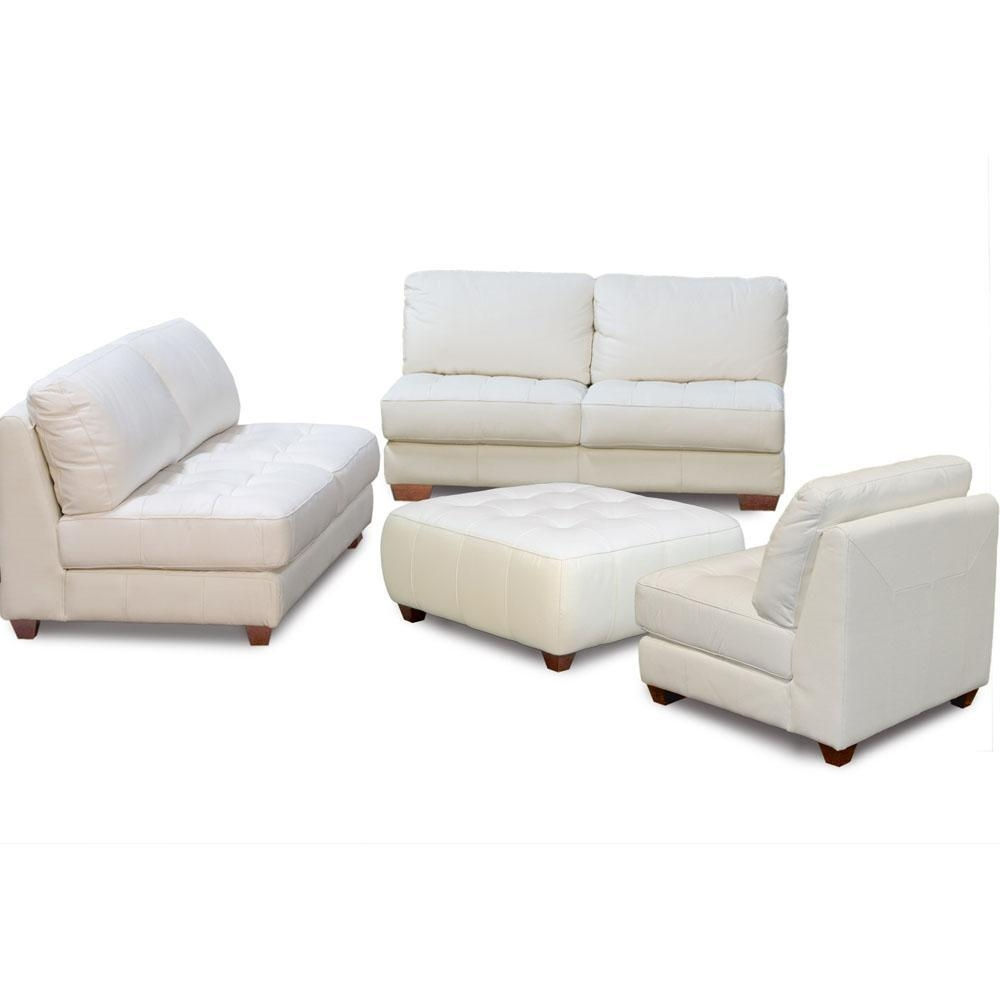 Furniture: Small Armless Loveseat | Armless Sofa In Small Armless Sofa (Image 8 of 20)