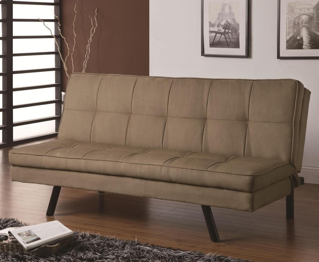 Furniture: Small Armless Sofa | Skyline Settee | Armless Settee For Small Armless Sofa (Image 9 of 20)